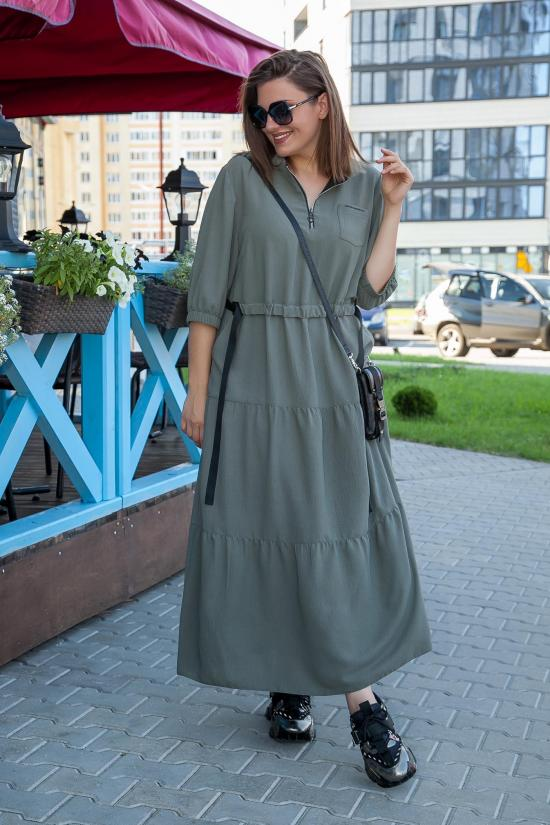 М 3683 платье р.52-56.